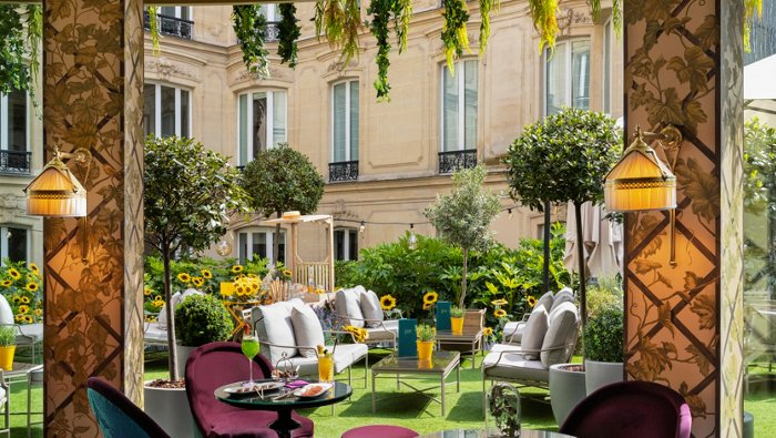 Hotel Paris Recomendations