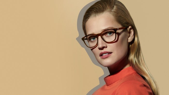 BOSS Eyewear for her