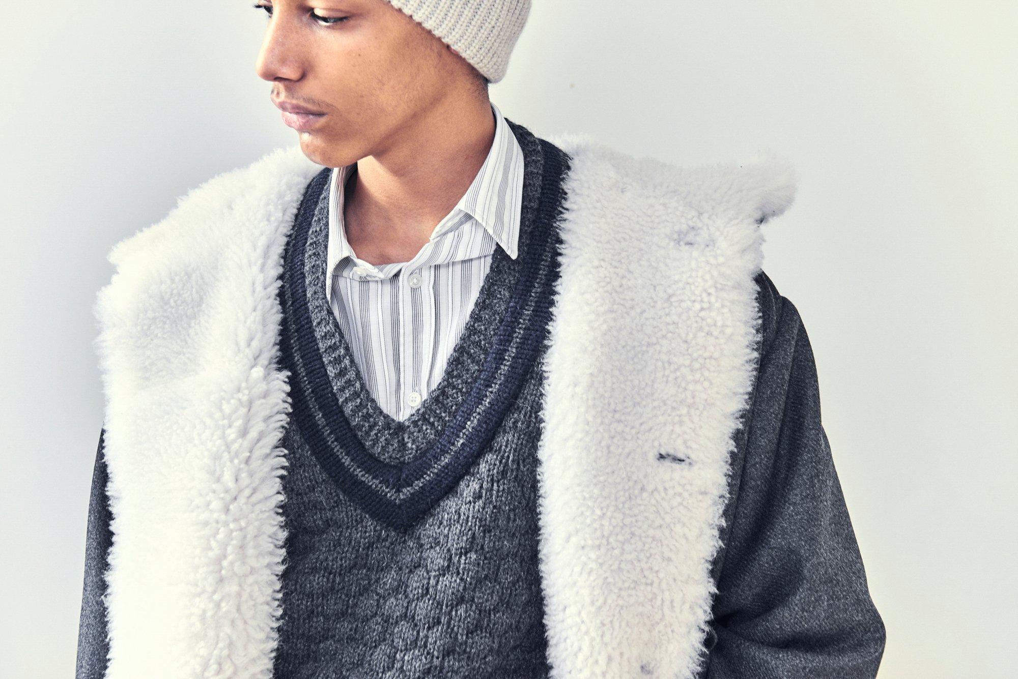 BOSS 2018 秋冬男装纽约时装秀