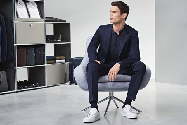 Boss Comment Assortir Costume Et Chaussures Hugo Boss