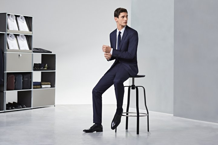 new styles 2fa7a 9ae93 BOSS | How to: Anzug und Schuhe farblich abstimmen | HUGO BOSS