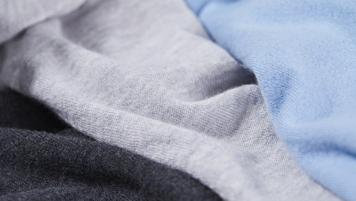 Different cashmere fabrics by BOSS