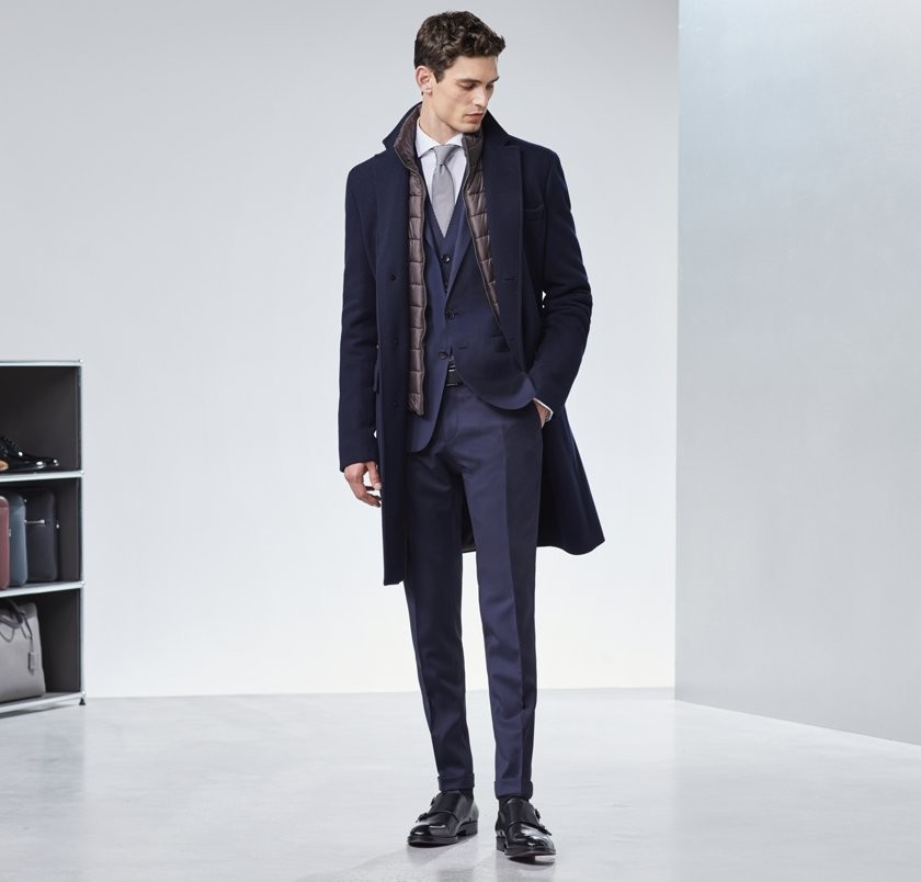 5e3e0b32bfd BOSS Men's Guide | Types of Coats and Jackets | HUGO BOSS