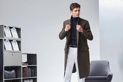 Hugo Boss Men Outerwear guide