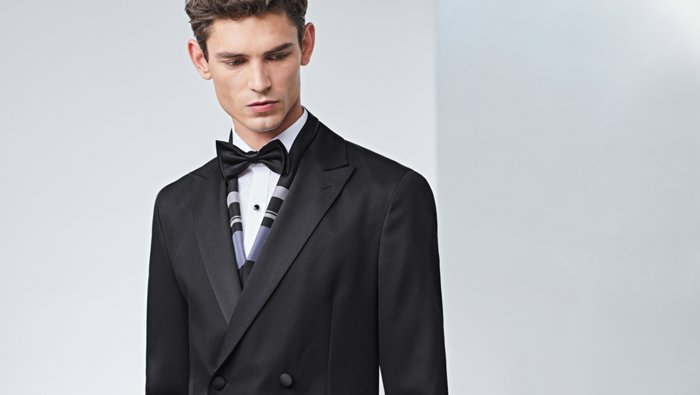 Caring for your tuxedo guide from BOSS