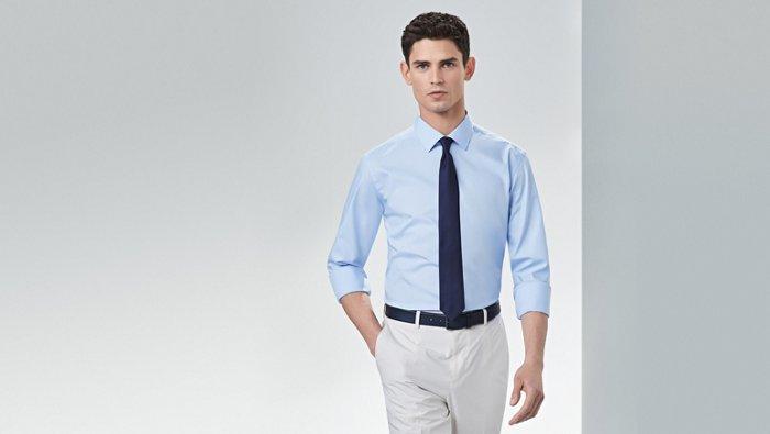 Guide BOSS: comment retrousser les manches de votre chemise