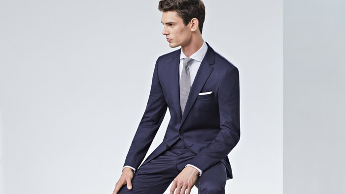 12 rules of wearing a suit by BOSS