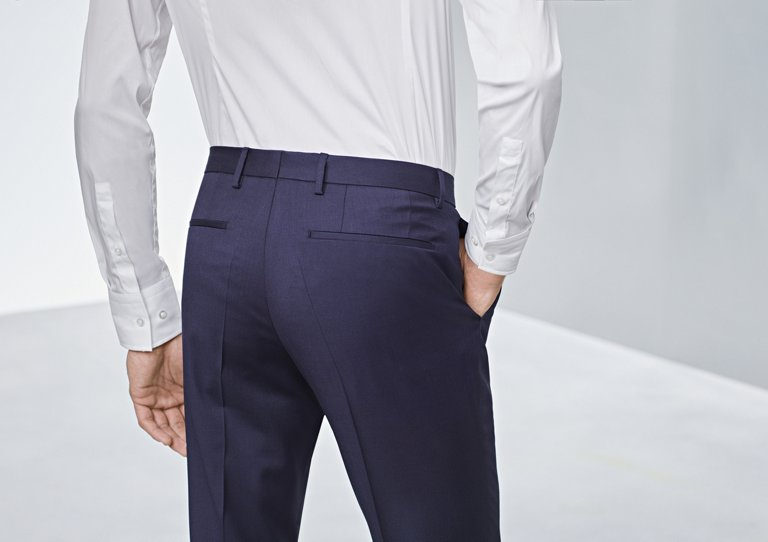 Camicie da Uomo Formale Matrimonio Logoro a Maniche Lunghe Con Colletto Lavoro Casual Nuovo