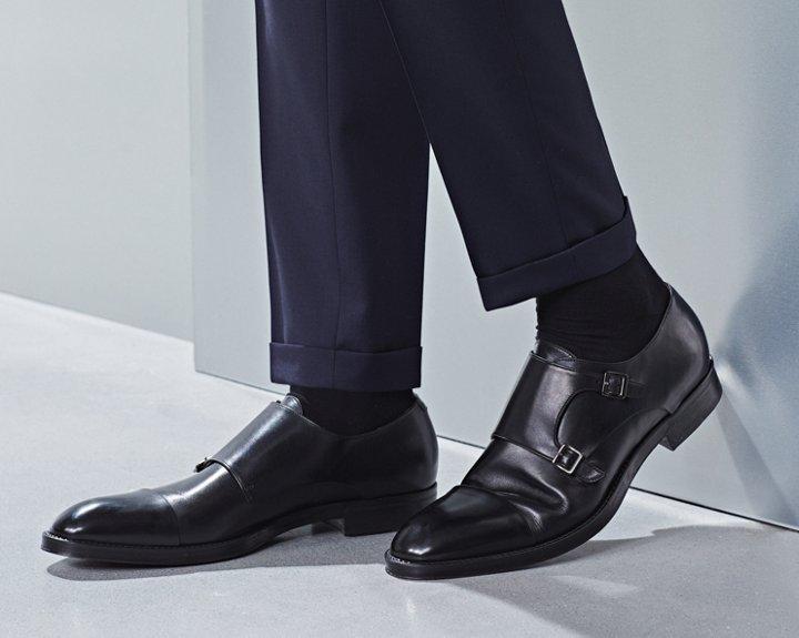 76f35a3f9 BOSS Guide   The right trousers length for men   HUGO BOSS