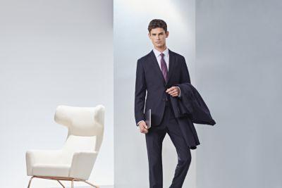hugo boss travel jacket
