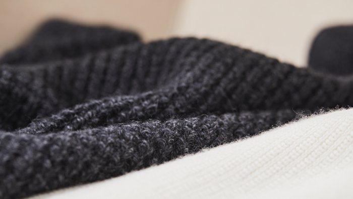 Different wool fabrics by BOSS