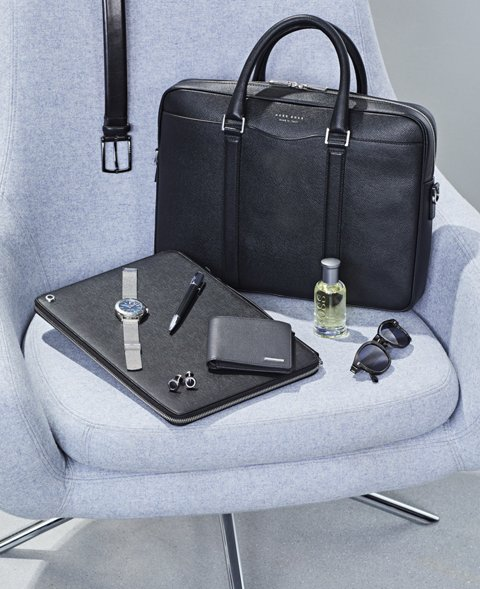 new product good service coupon codes BOSS Guide | Essential Business Accessories for Men | HUGO BOSS