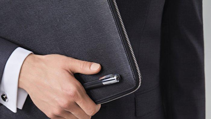 Men business accessories from BOSS