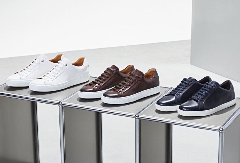10 Sneaker Regeln | Kombinationen mit Anzug und Chino | BOSS