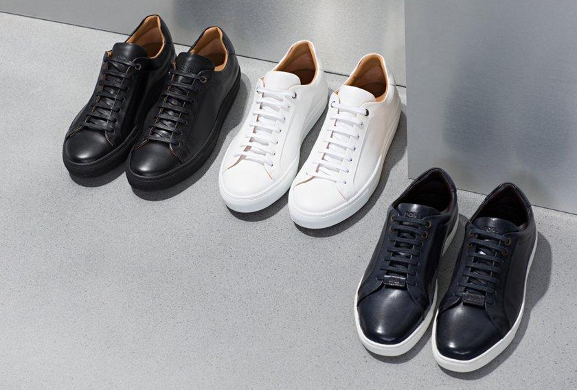 64a075f24a2b0f Sneakers in verschiedenen Farben von BOSS ...