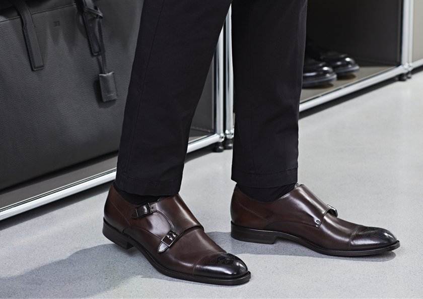 f6a1d8b70 BOSS Guide   Essential Business Shoes for Men   HUGO BOSS