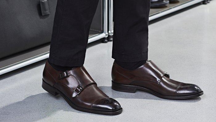 Guía de calzado business de BOSS
