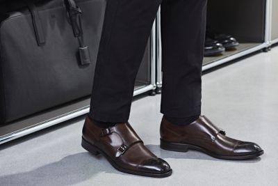Gids van BOSS voor zakelijke schoenen