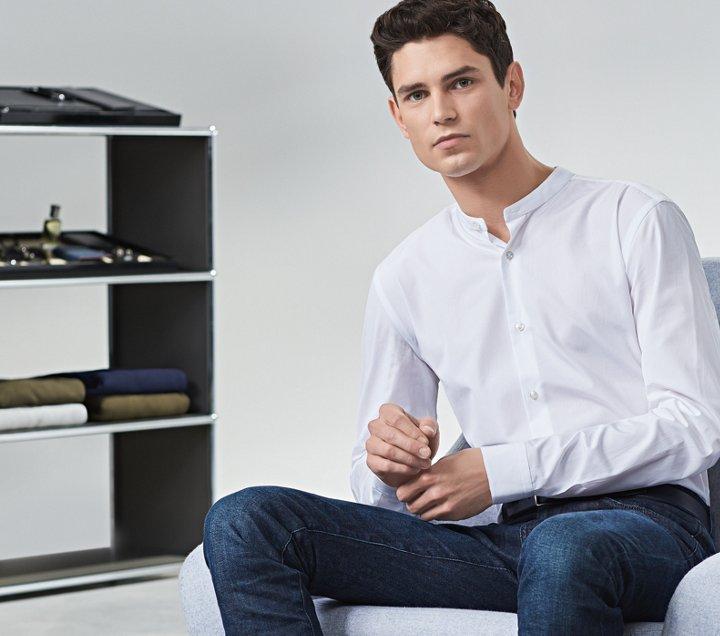 3c7ee569 BOSS Shirt Guide | Shirt Styles for Men | Fit, Collar & Cuff