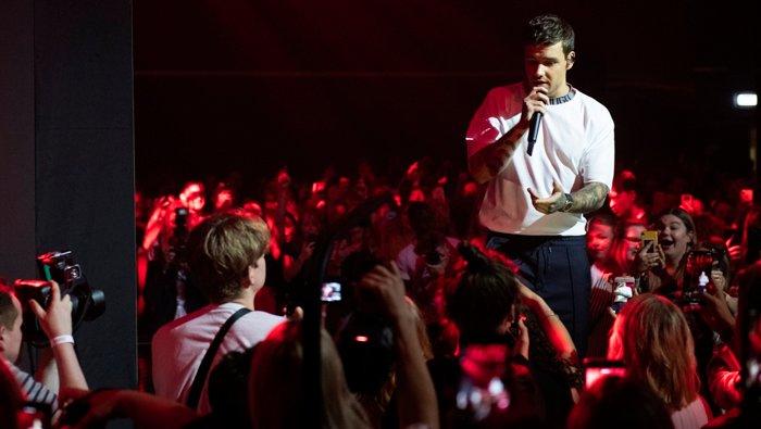 Evenement HUGO x Liam Payne