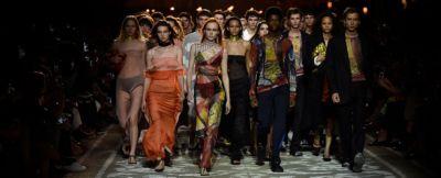hugo fashion show