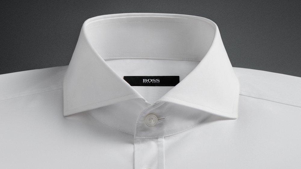 04e773b5 BOSS Shirt Guide | Shirt Styles for Men | Fit, Collar & Cuff