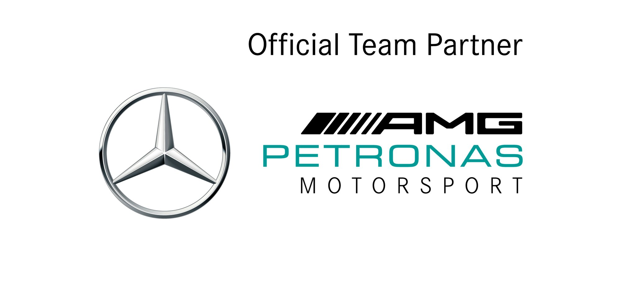 Partnership with the MERCEDES AMG PETRONAS Formula One Team