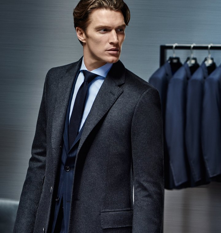 BOSS | Made to Measure Suits| Tailor Made for Men