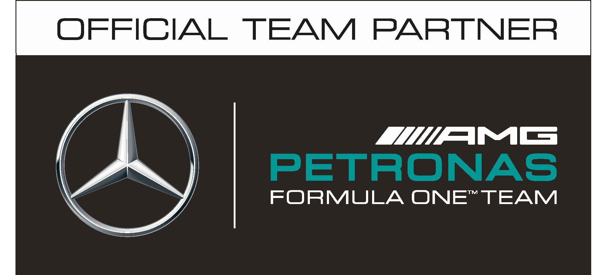 Partnerschaft mit dem Formel-1-Team MERCEDES AMG PETRONAS