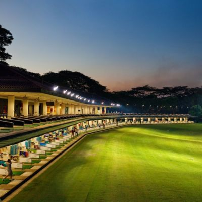 Driving range Orchid Club, Singapore