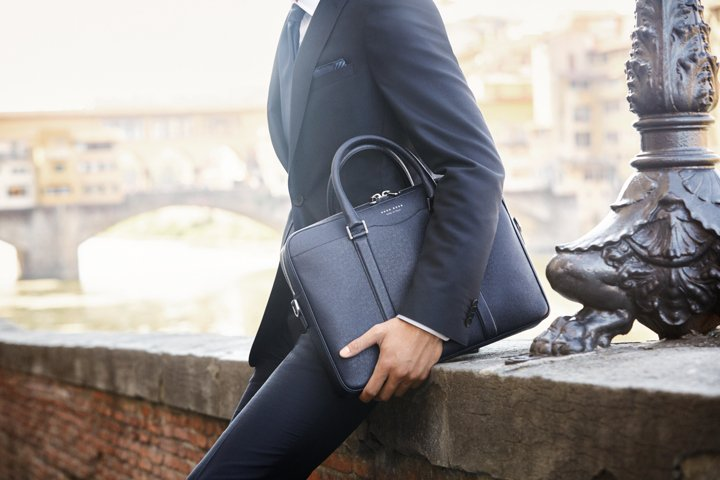 166a40efbe Black Signature Bag, shoes and suit by BOSS ...