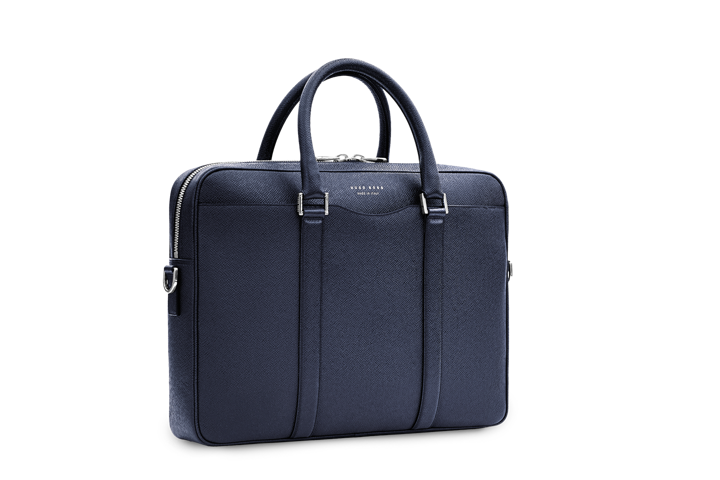 8ec5795eff BOSS Signature Bag for men - Laptop bag