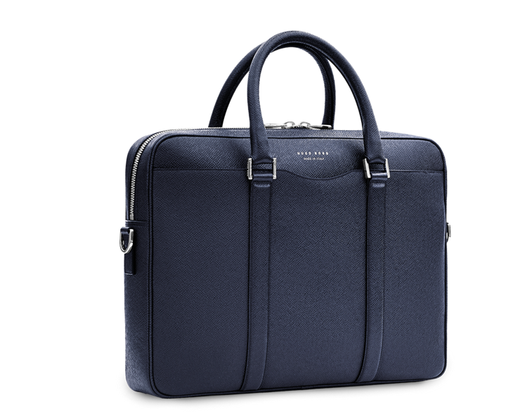 878d1402ed BOSS Signature Bag for men - Laptop bag