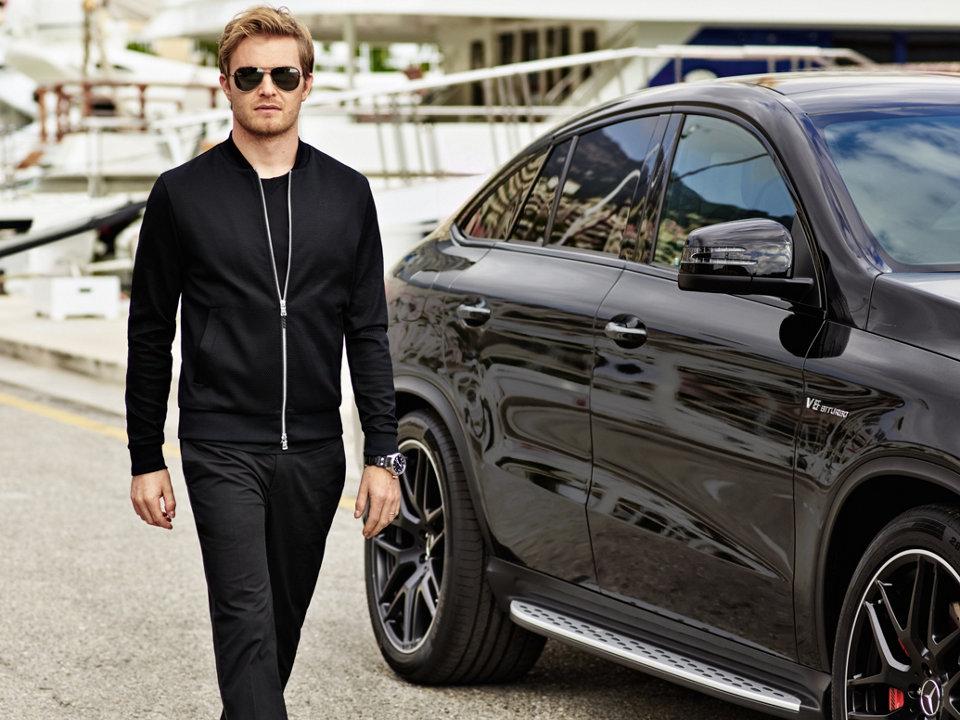 Hugo Boss Mercedes Idee D Image De Voiture