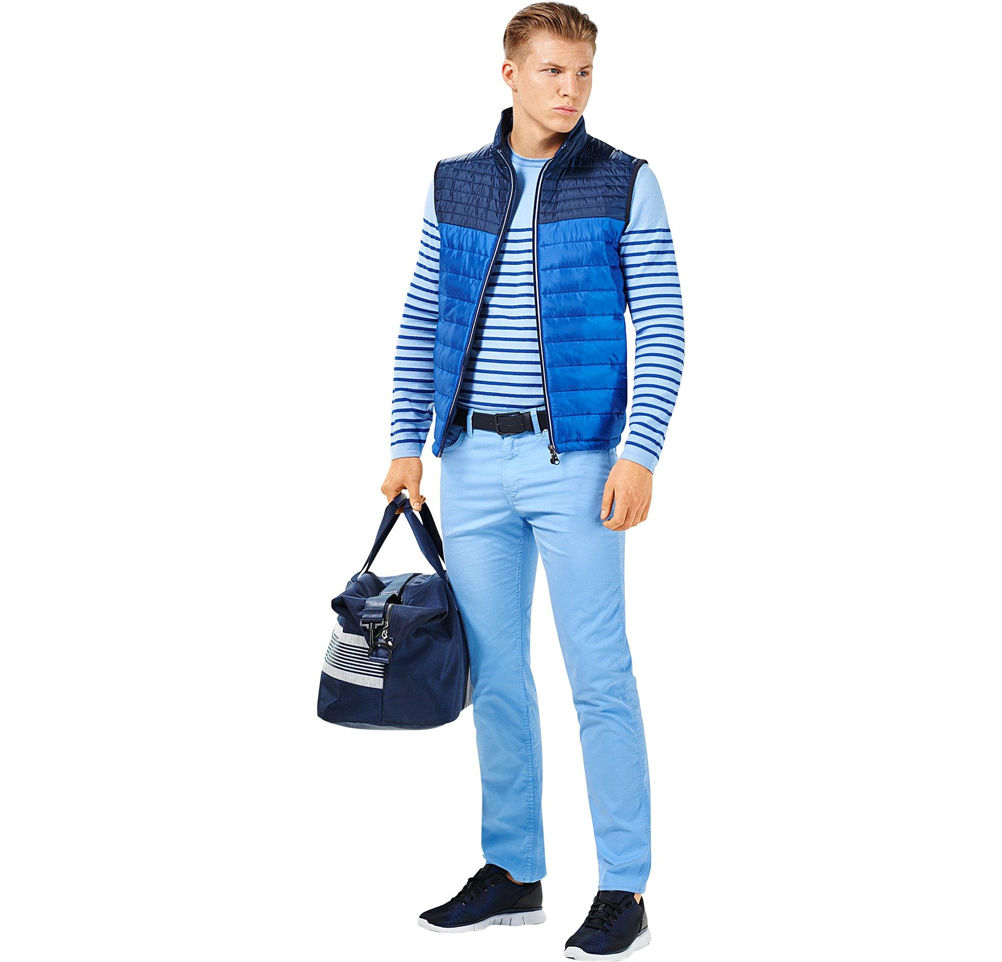 Outerwear, gebreide trui, jeans, schoenen en tas van BOSS Green Menswear