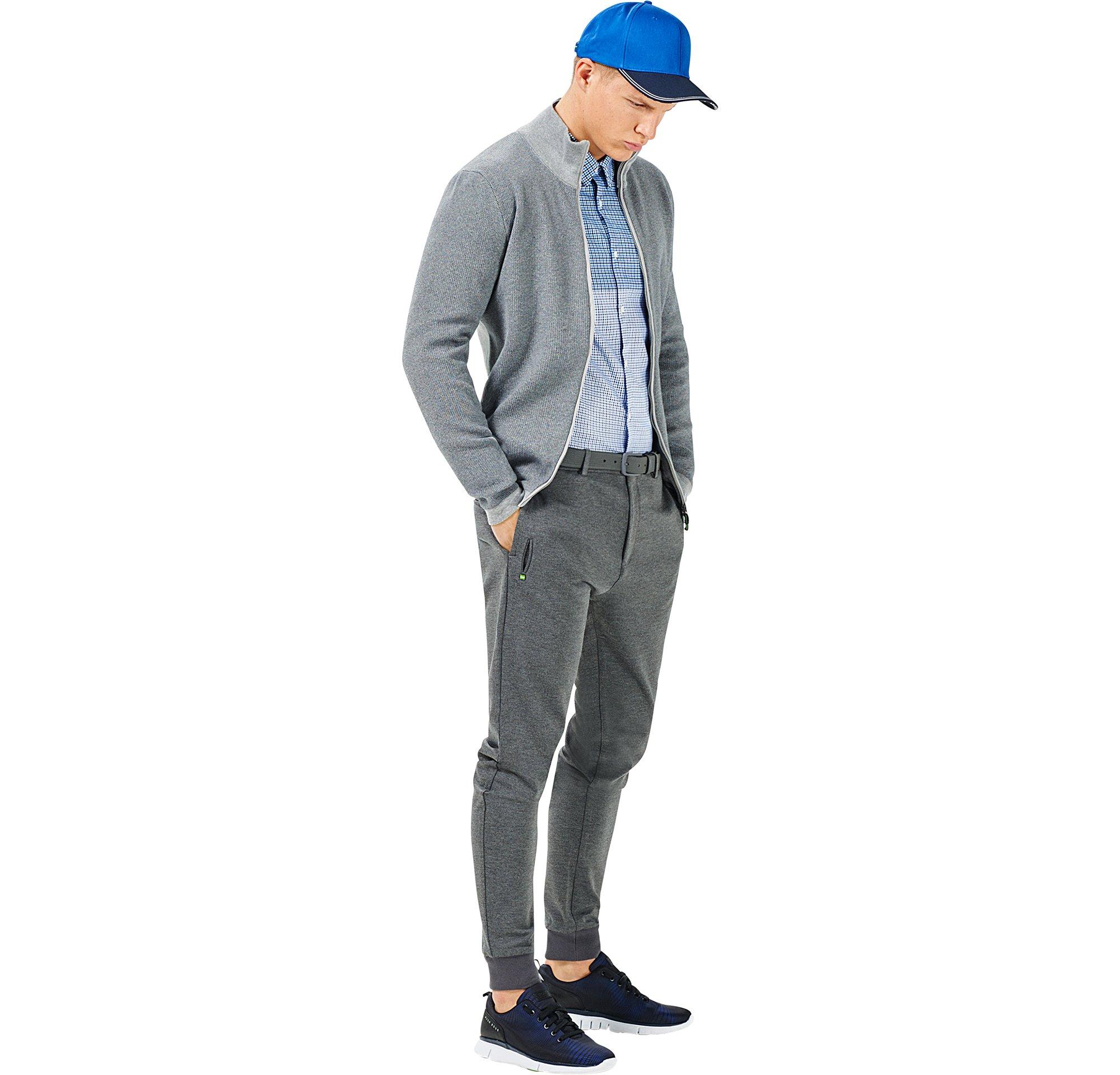 Strick, Hemd, Jersey, Hose und Schuhe von BOSS Green Menswear