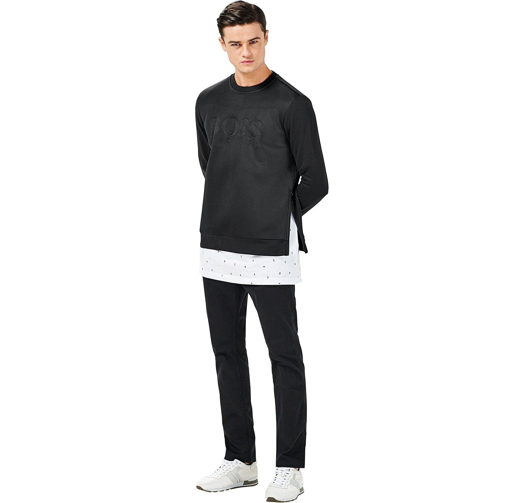 Jersey, T-shirt, jeans en schoenen van BOSS Green Menswear