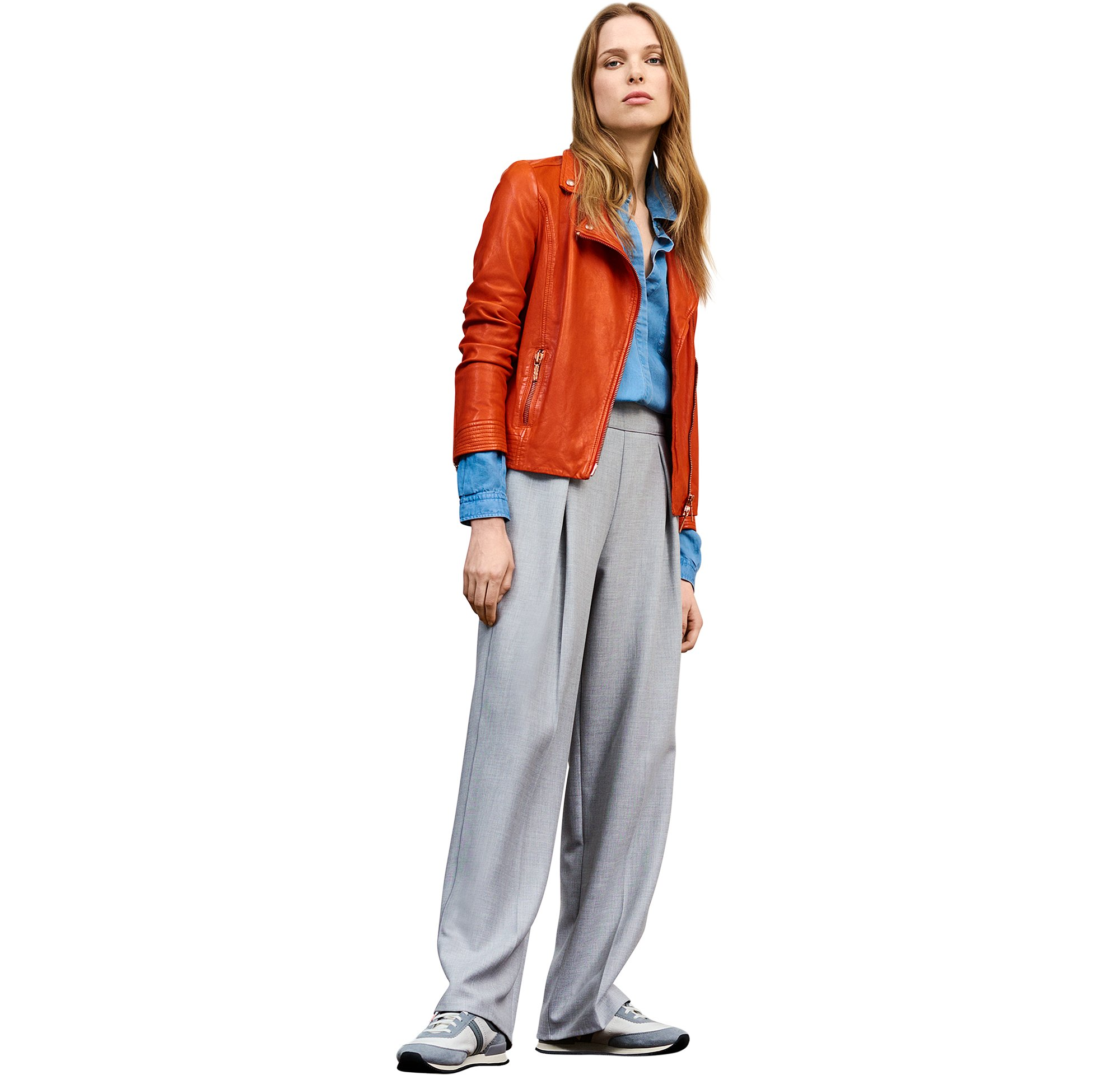 Manteau, chemise, pantalon BOSS Orange Femme