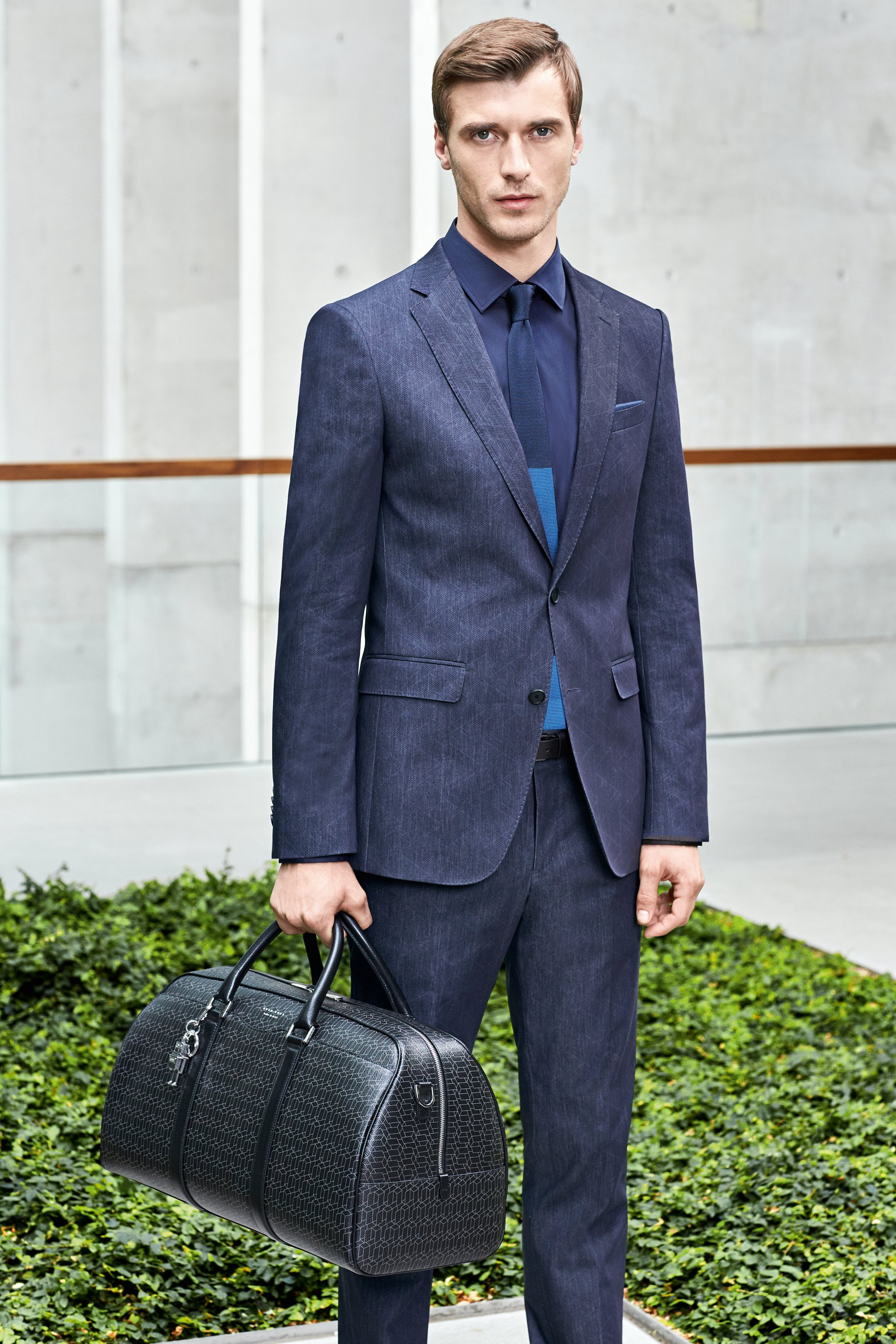 Suit by BOSS