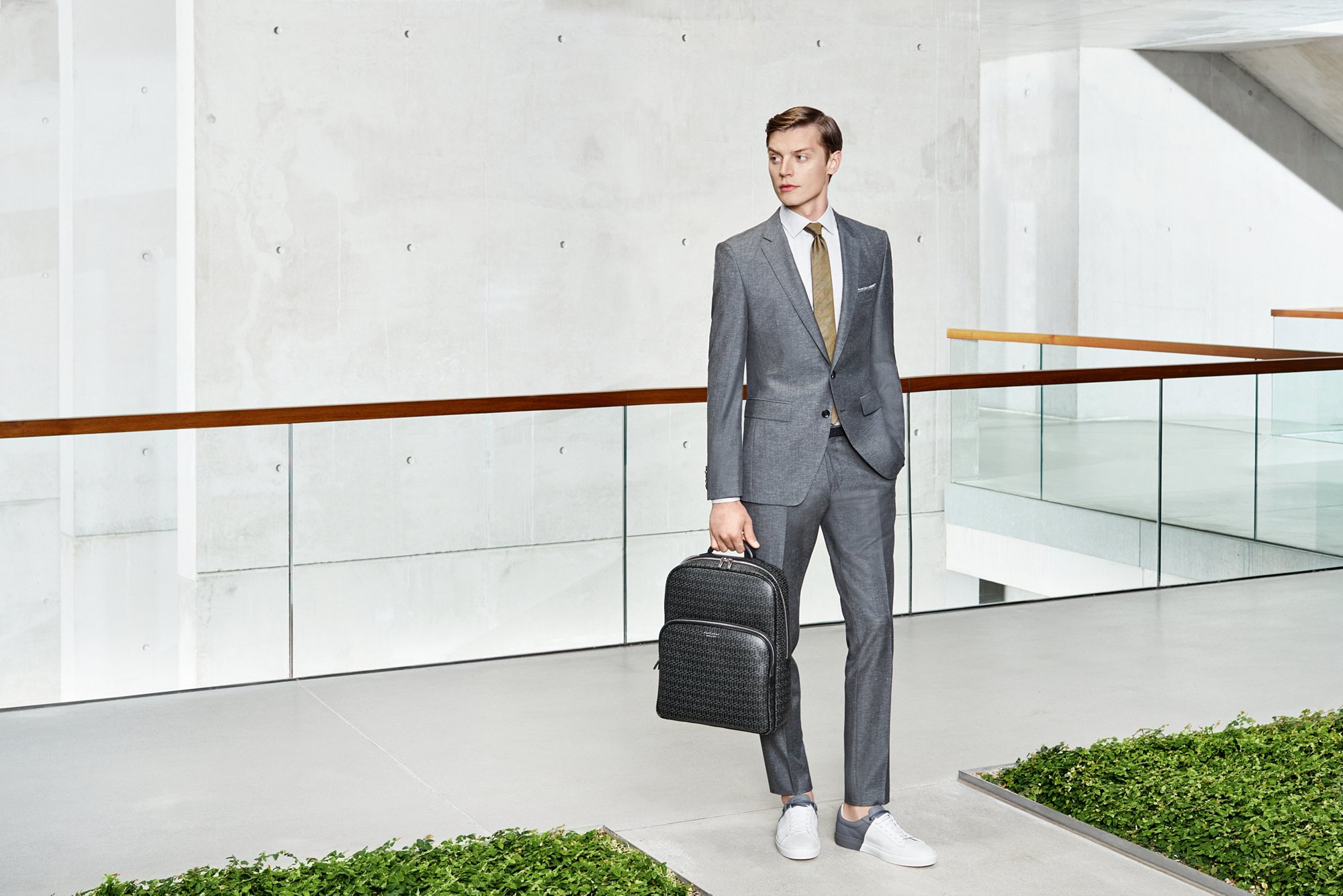 Collection Pre-spring BOSS