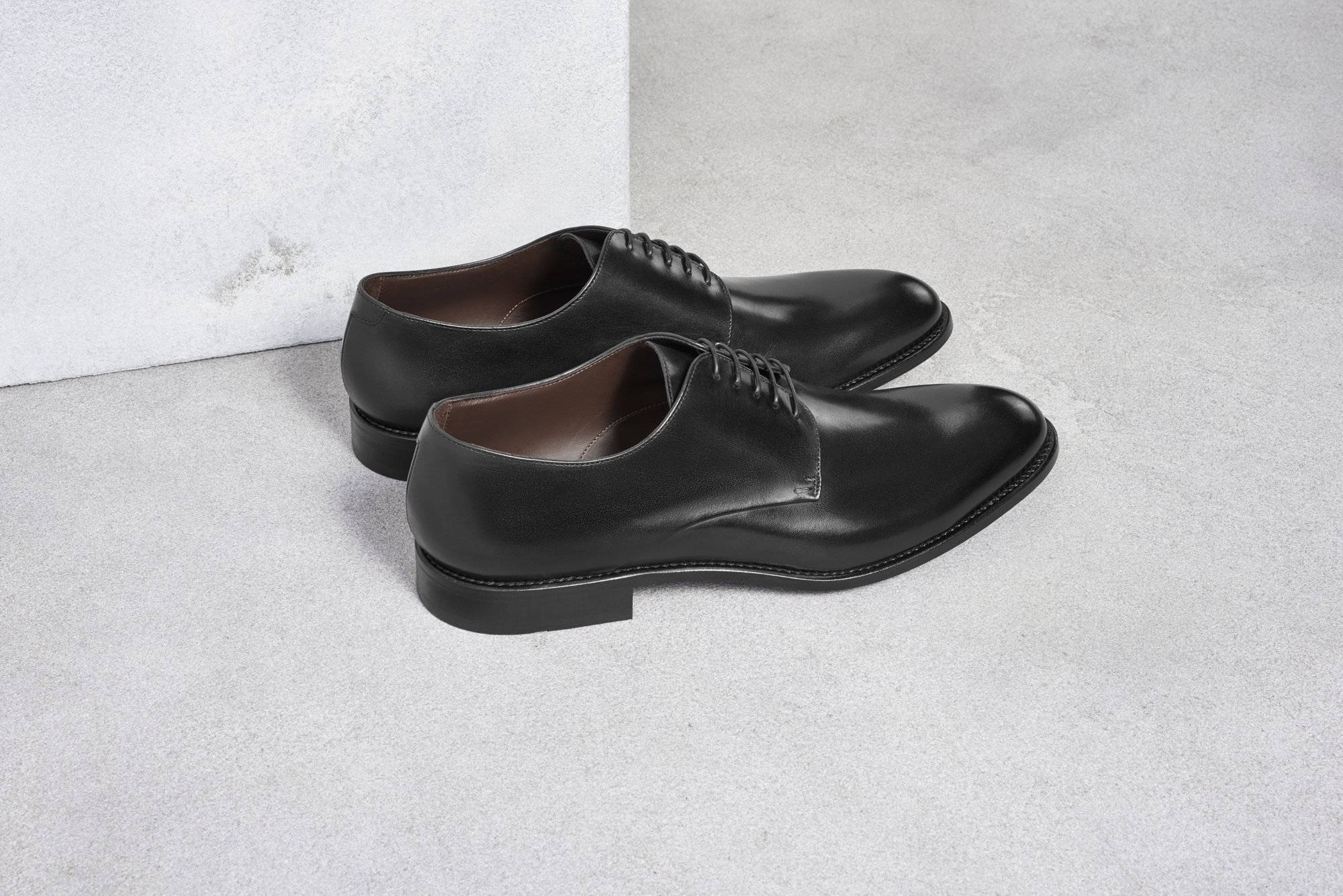 Chaussures noires BOSS