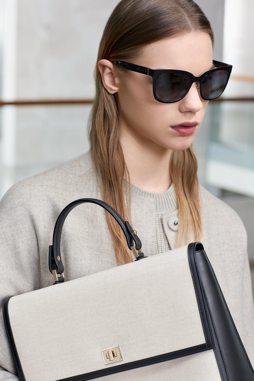 Strick, Hose und Tasche von BOSS Womenswear