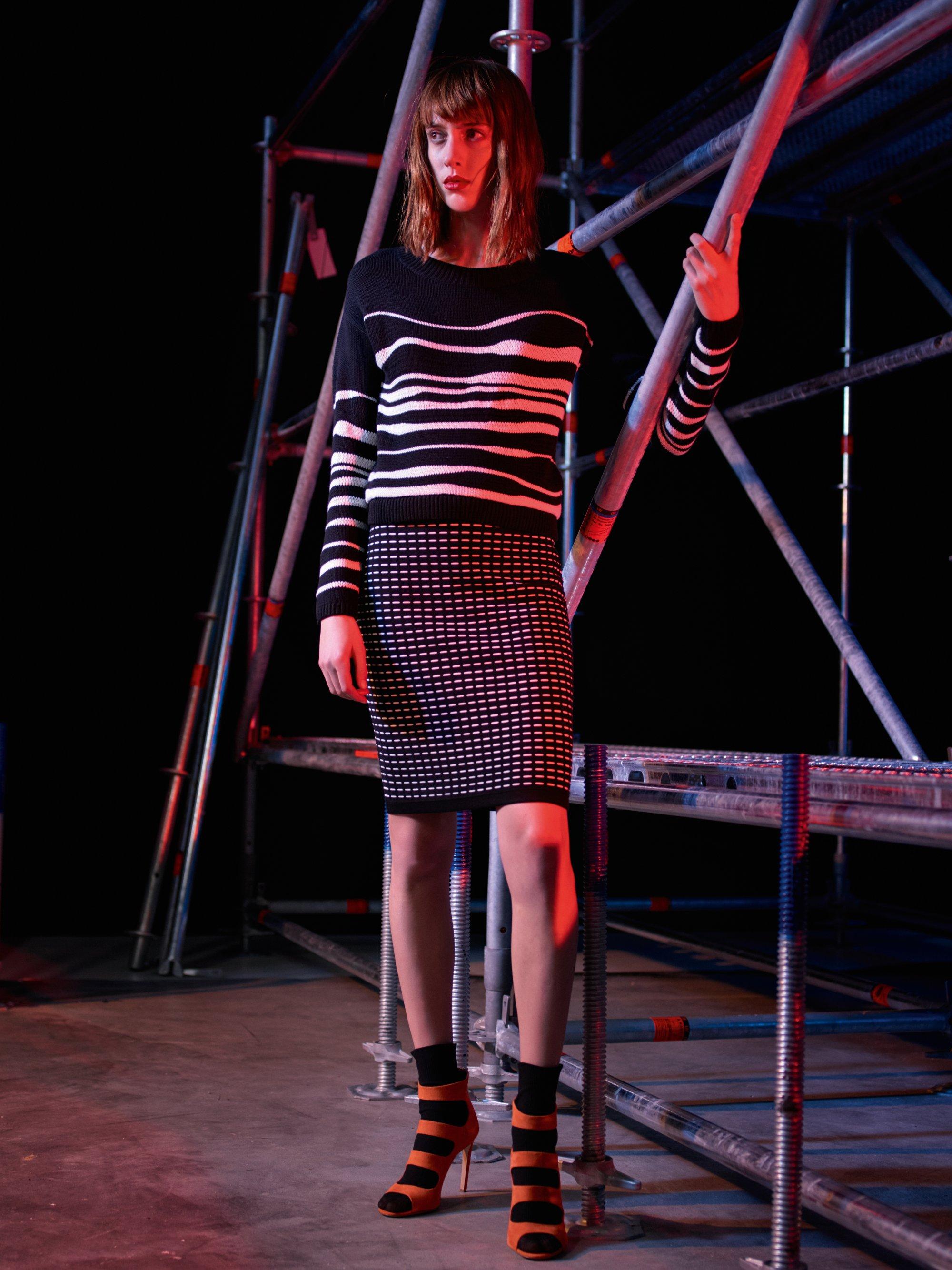 Strick und Rock von HUGO Womenswear