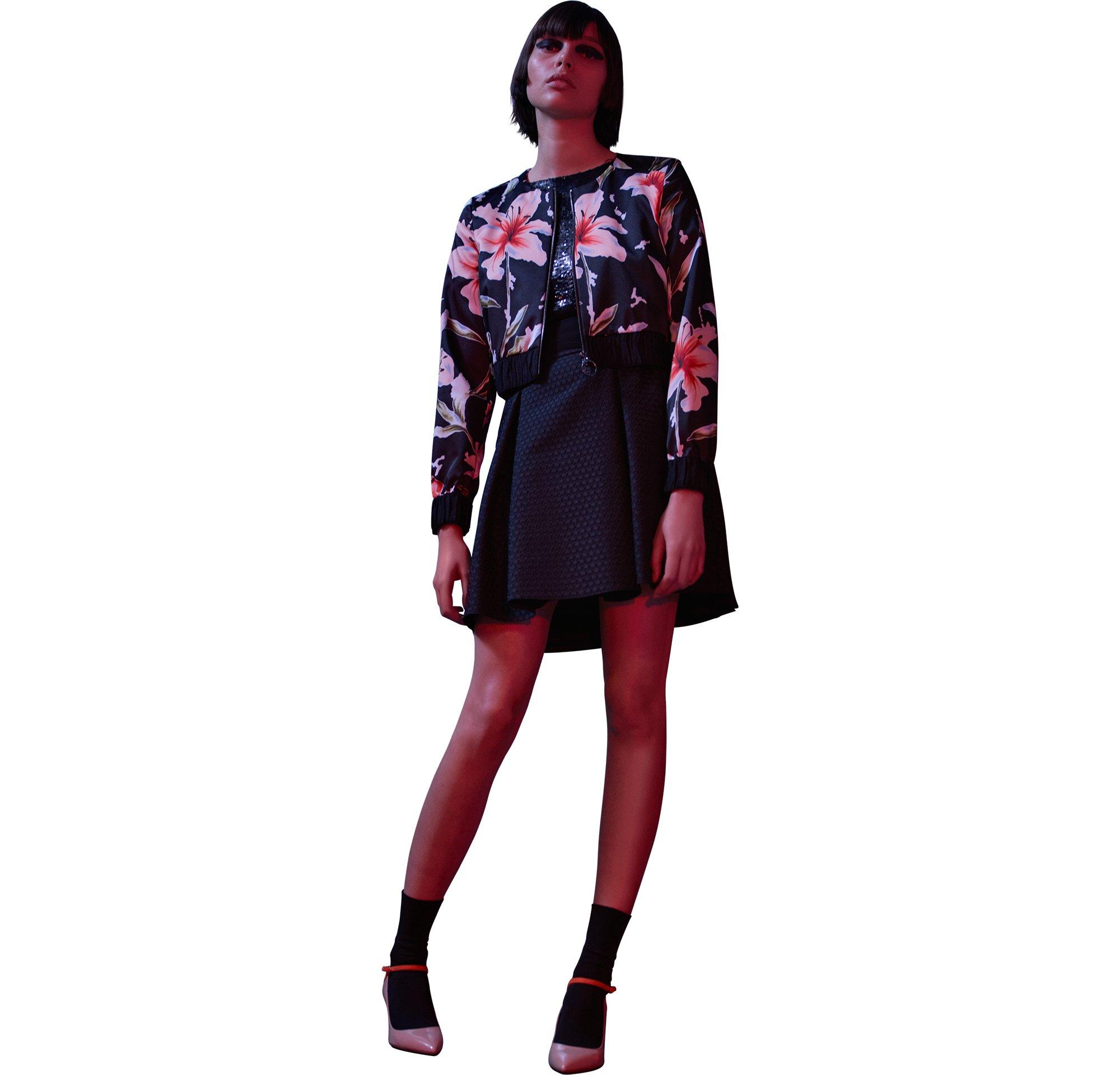 Jacke und Rock von HUGO Womenswear