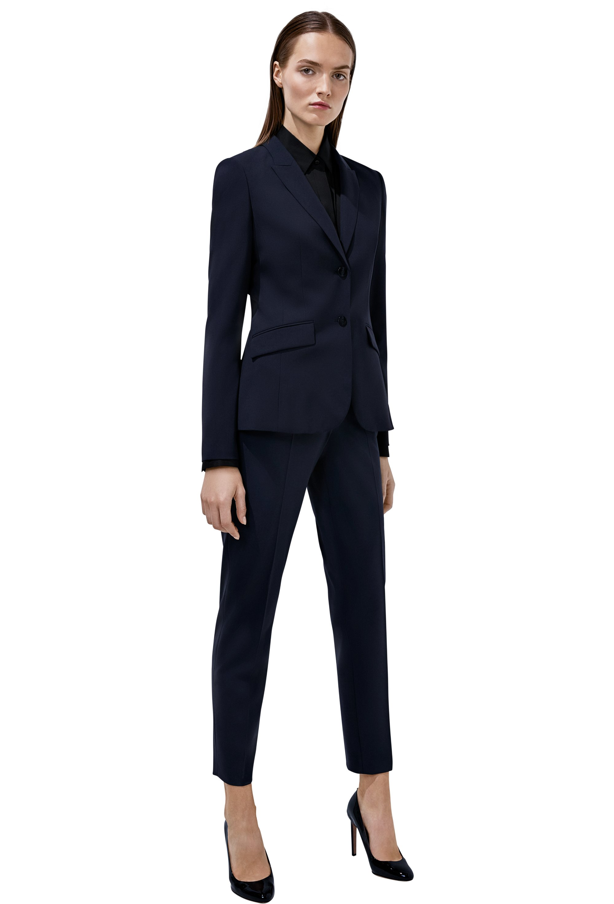 BOSS WOMEN Fundamentals SR17 Look 1