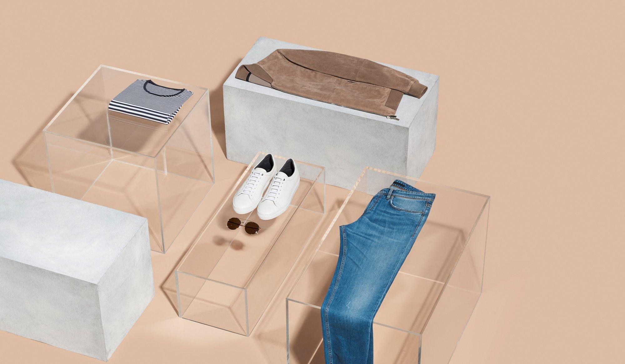 wardrobe staple