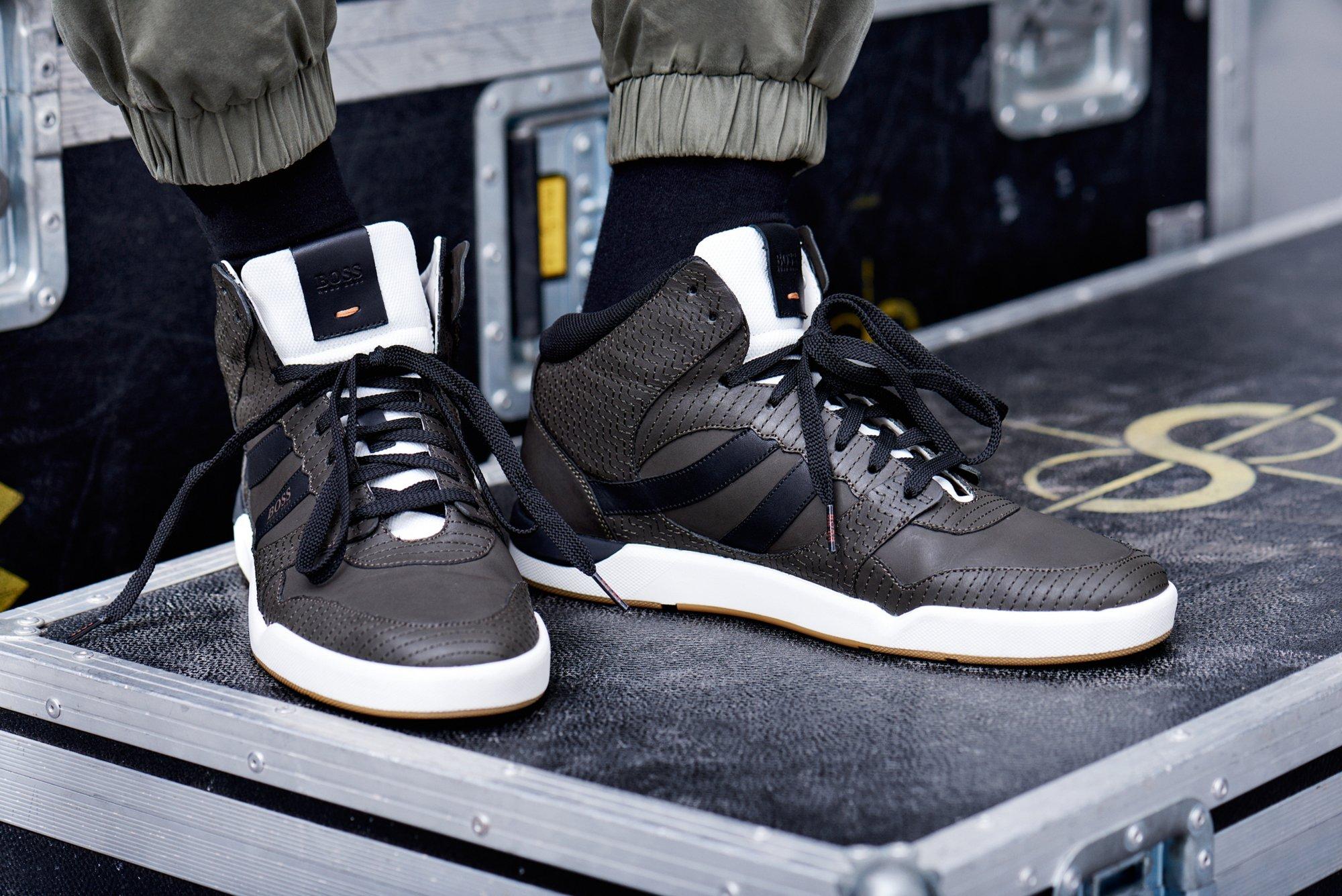 Sneakers by BOSS Orange