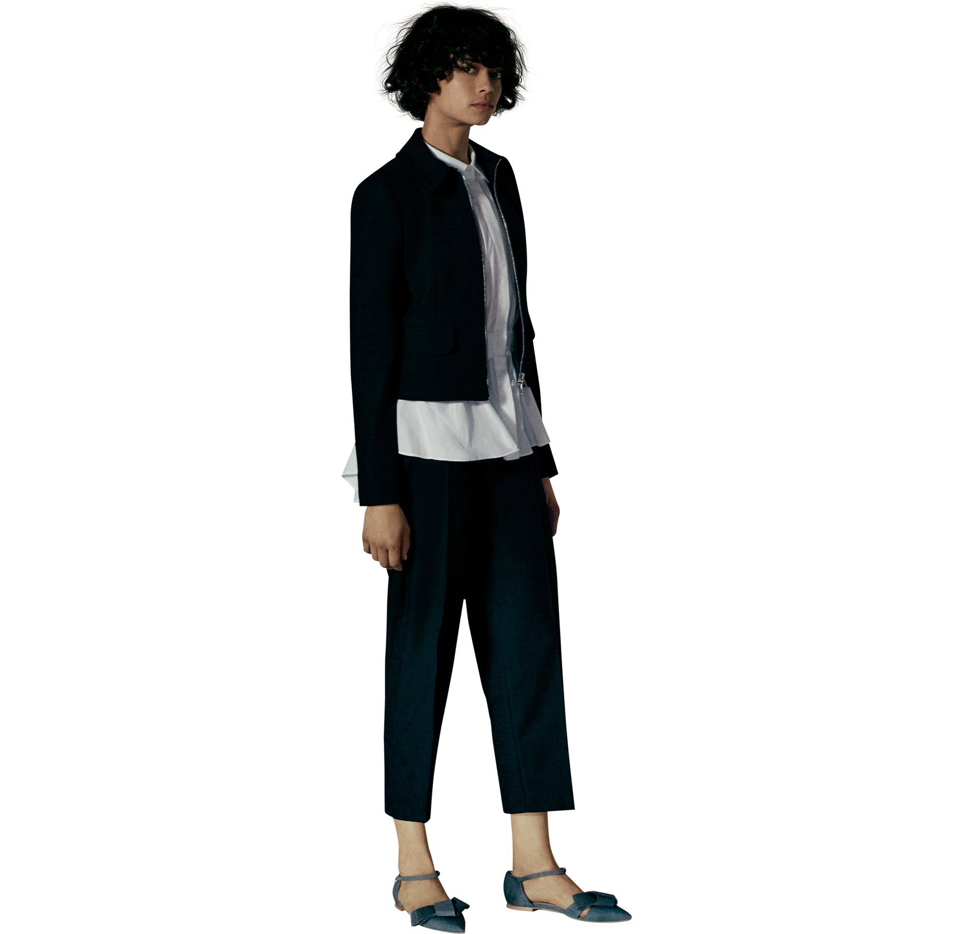 Blazer, shirt, trousers by HUGO