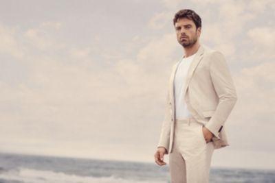 Sebastian Stan in  Boss Menswear