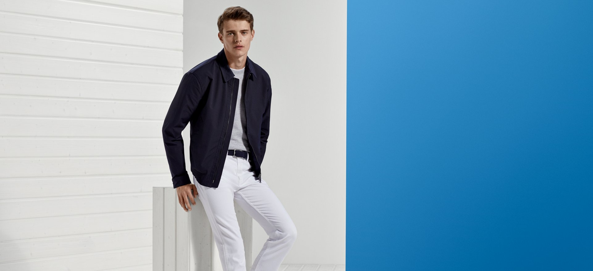 Must-haves for men by BOSS | Wardrobe Staples